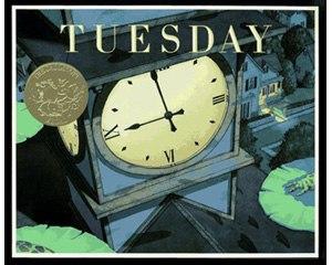 Tuesday (book) - David Wiesner