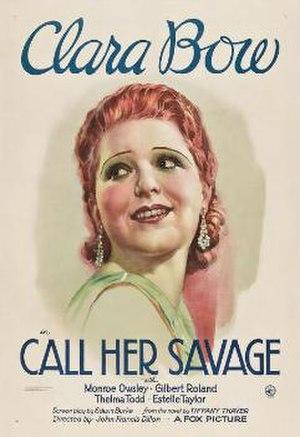 Call Her Savage - Image: Callhersavage