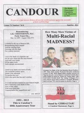 Candour magazine