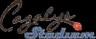 Cazaly's Stadium - Image: Cazaly's Stadium logo