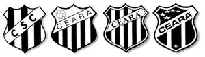 Ceará Sporting Club - Image: Ceara logo history