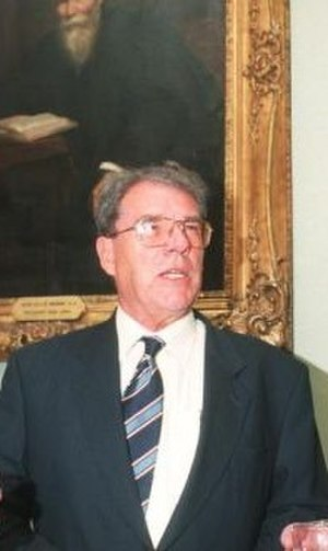 Cedric Thornberry - Cedric Thornberry in 1999
