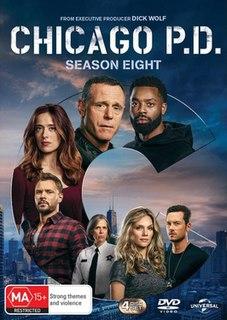 <i>Chicago P.D.</i> (season 8) Season of television series
