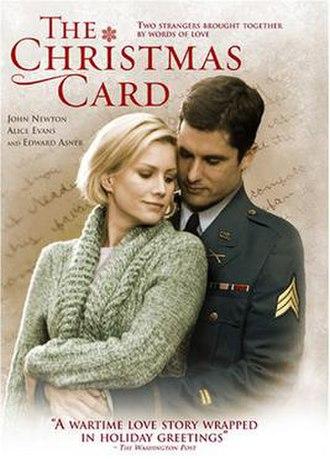 The Christmas Card - Image: Christmas Card hallmark