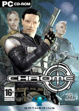 Shooter Game Chrome PC Free Download