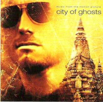 City of Ghosts - Image: Cityofghostsalbum