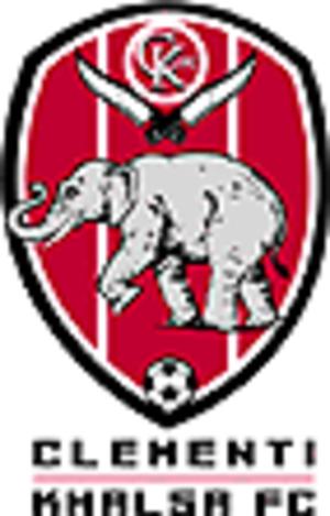 Balestier Khalsa FC - Clementi Khalsa FC logo
