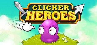 <i>Clicker Heroes</i> 2015 video game