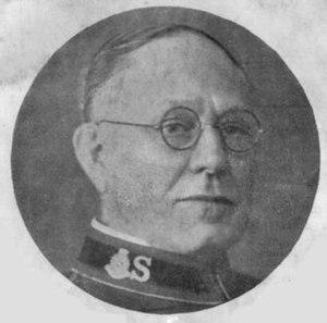Charles Jeffries - Commissioner Charles Jeffries