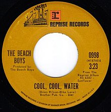 Cool Cool Water Jpg Single By The Beach Boys