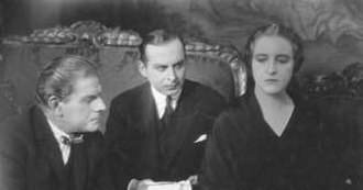Countess Donelli - Friedrich Kayßler, Ferdinand von Alten and Henny Porten