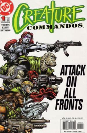 Creature Commandos - Image: Creatcomm 2