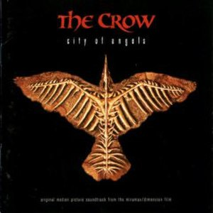The Crow: City of Angels (soundtrack) - Image: Crowangels