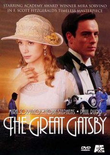 <i>The Great Gatsby</i> (2000 film) 2000 television film by Robert Markowitz
