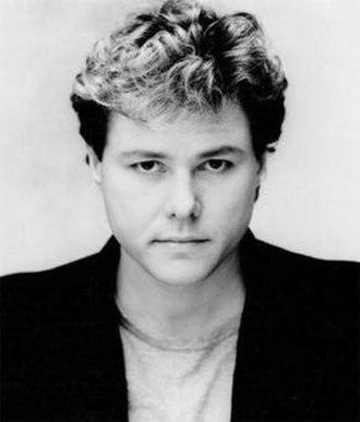 Dan Hartman - Promotional photo for MCA Records, circa 1985