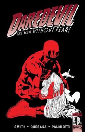 Guardian Devil - Image: Daredevil Guardian Devil cover number 1