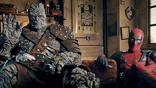 <i>Deadpool and Korg React</i> 2021 American short film