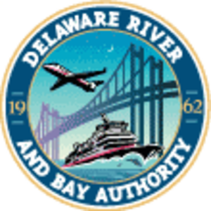 Delaware River and Bay Authority - Image: Delaware River and Bay Authority seal