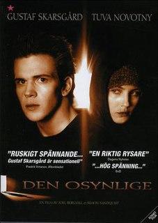 <i>Den osynlige</i> 2002 Swedish film directed by Joel Bergvall