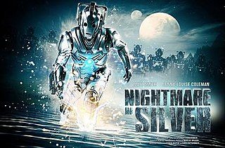 Nightmare in Silver 2013 Doctor Who episode