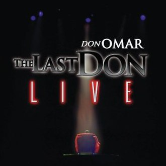The Last Don Live - Image: Don Omar The Last Don Live