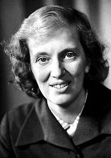 Dorothy Hodgkin British chemist