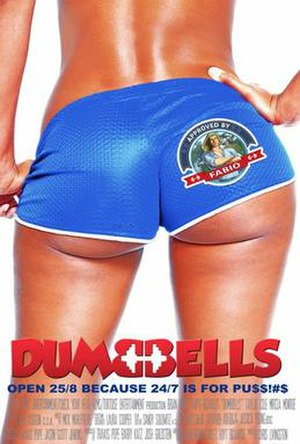 Dumbbells (film) - Image: Dumbbells film poster