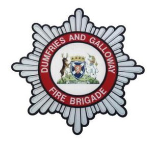 Dumfries and Galloway Fire and Rescue Service - Image: Dumfries and Galloway Fire and Rescue Service