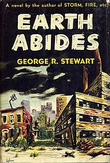 novel by George Rippey Stewart