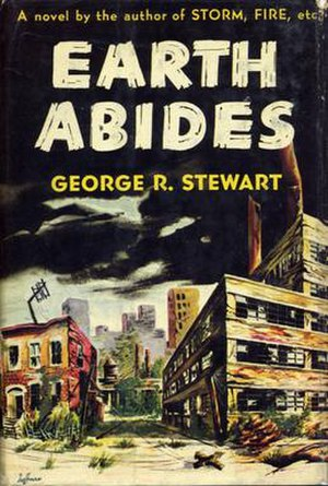 Earth Abides - Cover of the 1949 Random House first edition