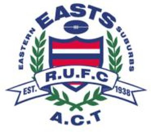 Eastern Suburbs RUFC (Canberra) - Image: Easts rugby canberra