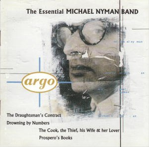 The Essential Michael Nyman Band - Image: Essentialmnband
