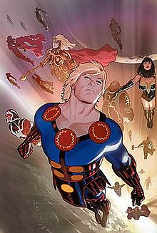 Eternals (comics) - Wikipedia