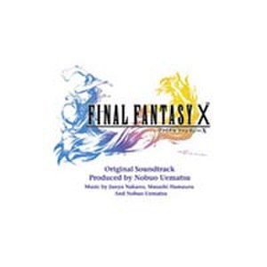 Music of Final Fantasy X - Image: Ffxcover