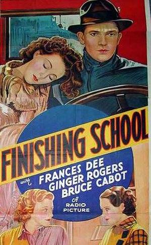 Finishing School (film) - Finishing School (1934) Movie Poster