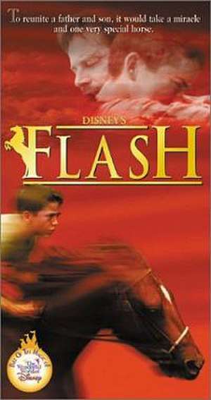 Flash (1997 film) - VHS Cover