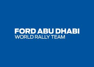 Ford World Rally Team - Image: Ford ADWR Tlogo