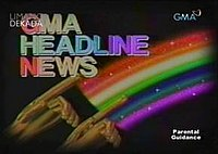 GMA Headline News
