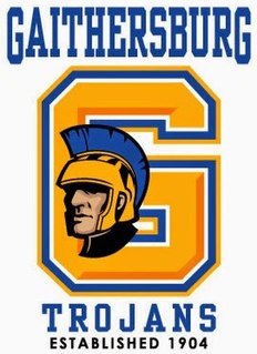 Gaithersburg High School high school in Montgomery County, Maryland, United States