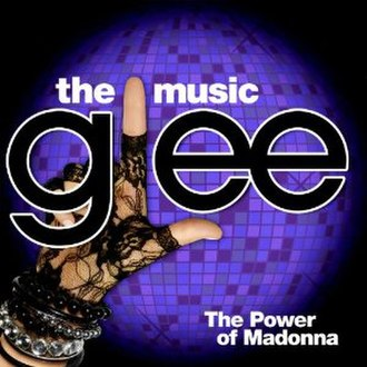 Glee: The Music, The Power of Madonna - Image: Glee The Music, The Power of Madonna by Glee Cast