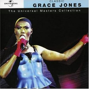 The Universal Masters Collection (Grace Jones album) - Image: Grace Jones Universal Masters Collection