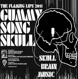 Gummy Song Skull - Image: Gummy Song Skull