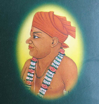 Akshar Deri - Gunatitanand Swami