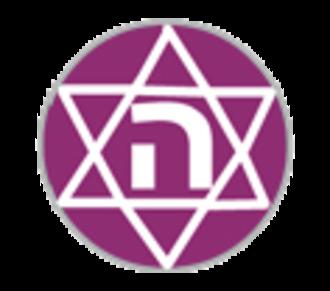 Hakoah Amidar Ramat Gan F.C. - Hakoah's emblem