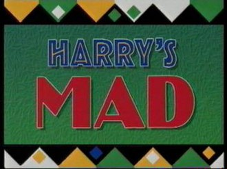 Harry's Mad - Image: Harrys Mad Title