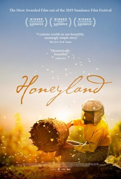 Picture of a movie: Honeyland