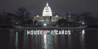 320px House of Cards title card 'House Of Cards' Postpones Season 3 Production Due To Maryland Tax Credit Bills