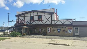 Kenosha, Wisconsin - House of Gerhard German-American Restaurant