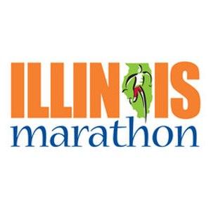Illinois Marathon - The Illinois Marathon logo