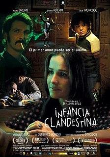 2011 film by Benjamín Ávila
